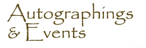 Autographings & Events at Haslam's Book Store
