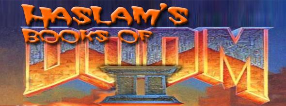 Haslam's Book Store - Book of Doom - Levels for Doom and Doom 2
